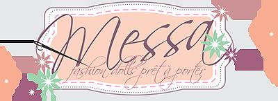 Messa: haine pentru păpuși, cadouri pentru fete!